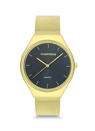 Choppers Saat Sarı